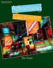 Advertising and Sales Promotion by Ken Kaser (2012, Hardcover)