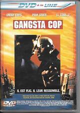 DVD ZONE 2--GANGSTA COP--EPPS/GRIER/LL COOL J