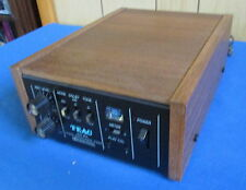 Vintage TEAC AN-60W Noise Reduction Unit Dolby System