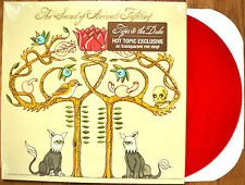 The Sounds of Animals Fighting The Tiger and the Duke Vinyl LP RED Sealed /1000