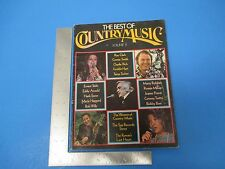 Vintage 1975 The Best Of Country Music Magazine Vol.II 128 pgs. B/W  M607