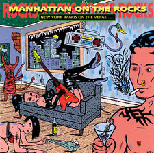 Manhattan on the Rocks CD 12TRACKS Rock Punk w/Stigmata A GoGo, Motorhead Bug +