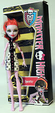 MONSTER HIGH DOLL - OPERETTA - ROLLER MAZE . WITH ORIGINAL BOX!