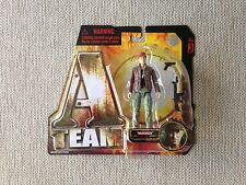 "A-TEAM Movie MURDOCK 3.75"" Figure NEW 2010 Jazwares HOWLING MAD Sharlto Copley"