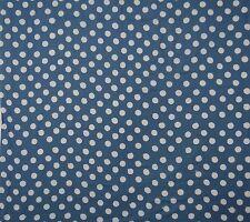 Indisch 110 cm Breite Block Blau Baumwoll Voile Nähen Craft Nähen By The Metre