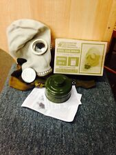 Russian Civil Gas Mask GP-5 NBC Nuclear Biological Chemical New in Box LARGE