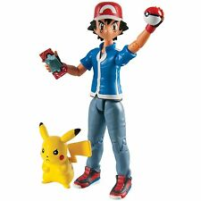 Pokemon Hero Figure, Ash And Pikachu