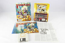Wonderland Dream The Dream for PC by Magnetic Scrolls, 1990, Adventure