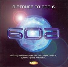 DISTANCE TO GOA, VOL. 6