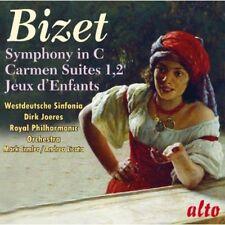 Dirk Joeres, Westdeu - Symphony in C / Carmen Suites 1 & 2 [New CD]