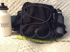 G.H. Bass & Co. Green Dual Water Sports Bottle Waist/Fanny Pack