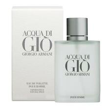 ACQUA DI GIO 3.4 oz EDT Cologne for MEN by GIORGIO ARMANI *NEW IN BOX*
