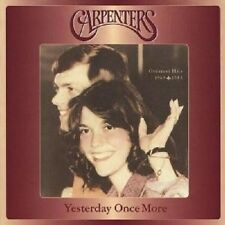 "THE CARPENTERS ""YESTERDAY ONCE MORE"" 2 CD NEW+"