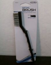 Custom Acc. 14007 Auto/Car Stainless Steel Detail/Cleaning Brush, FREE SHIP