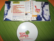 CD TOM JONES - MR.JONES JAPAN w OBI V2CP-138 + 1 bonus