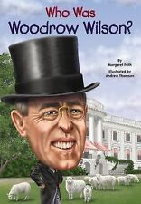 Who Was - Woodrow Wilson (2015) - New - Trade Paper (Paperback)
