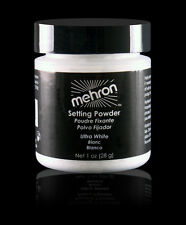 MEHRON ULTRAFINE SETTING FIXING POWDER PROFESSIONAL STAGE FACE POWDER MAKEUP
