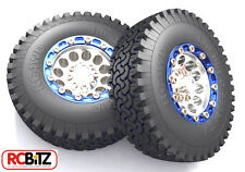 "Dirt Grabber 1.9"" Scale Tires PREFECT for trailer scale tyre fit D90 Mojave TF2"