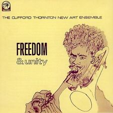 Freedom & Unity by Clifford Thornton (CD, Nov-2001, Atavistic)