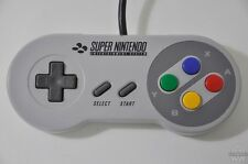 OFFICIAL CONTROLLER - PAD - SNES - Super Nintendo - Cleaned & Tested