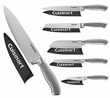 CUISINART CLASSIC GERMAN STEEL KNIFE BLADE 6 PC SET