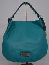 NWT! Marc By Marc Jacobs M0005340 New Q Hiller Hobo Rip Tide Color - Green $428