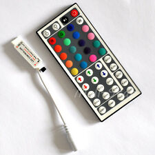 12V 44Key MINI IR Remote RGB Controller Dimmer For SMD 3528 5050 LED Strip Light