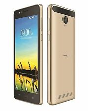 Lava A79 (Gold) 5.5 inch display, 5 MP,8 GB,Android Lollipop – 5.1,3G,Video PIP