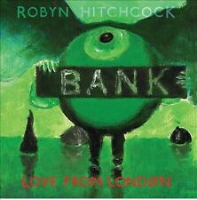 Love from London by Robyn Hitchcock (CD, Mar-2013, Yep Roc)