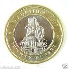 Mauritius Coin 20 Rupees 2007 UNC