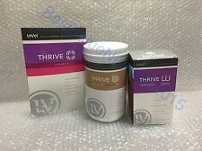 Le-vel LeVel THRIVE Women's CHOCOLATE 30-Day KiT + Purple DFT // New