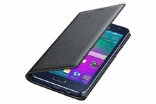 Clorox High Quility Perfect Fitting Flip Cover For Samsung Tizen Z2 (BLACK)