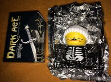 "CIBOYS DARK AGES ""RARE CHASE"" Mini Toy Figure By Red Magic Dunny Kidrobot Qee"