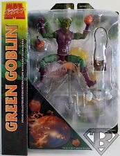 """GREEN GOBLIN Spider-Man Marvel Select 7"""" inch Action Figure 2011"""