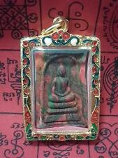 Phra Somdej Amulet By Ajarn Meng For Good Business-Year 2555