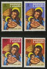 Samoa   1968   Scott #300-303   MNH Set