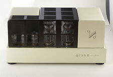 QUAD II - 40 POWER AMP PAIR 40+40W - MINT NEW BOXED.