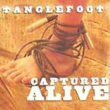 Captured Alive 2003 by Tanglefoot ExLibrary