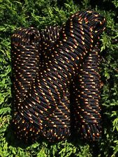 Nr.35 Schwarzes Polypropylen Seil 4 mm,30m,Schnüre,Leine,Seile,Polypropylenseil