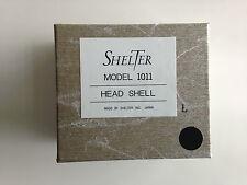 Shelter model 1101L headshell