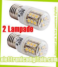 2 pezzi Lampada LAMPADINA 24 LED Luce calda 5W equivalente 50W attacco E27