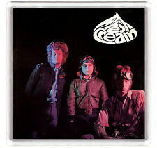 CREAM FRESH CREAM 1966 LP COVER FRIDGE MAGNET IMAN NEVERA