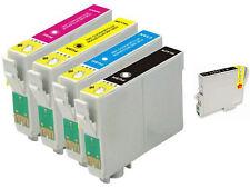 5 Cartuchos De Tinta Para Epson Xp-30, xp-205, xp-405, xp-202, xp-305, Xp30