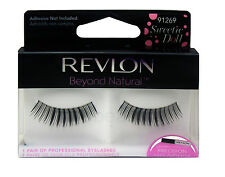 REVLON FALSE EYELASHES EYELASH EYE LASH LASHES SWEETIE DOLL 91269 BLACK