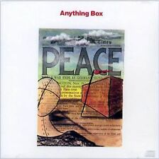 ANYTHING BOX Peace 1990 RARE OOP CD Living In Oblivion Synth Pop like Erasure