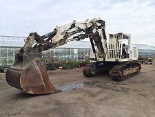 TEREX TE210 SCHAEFF Tunnelling Machine/Mining Excavator Year 2014