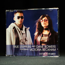 Verdadero Steppers Cuenta con Victoria Beckham Out Of Your Mind música cd EP