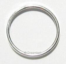 4X STERLING SILVER Jump Ring Round Hoop LINK CONNECTOR