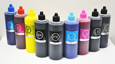 9x200 UltraChrome K3 Pigment Compatible Ink for Epson Pro 3800/3880,OEM Matched