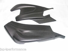 BMW S1000RR carbon swing arm cover set satin finish
